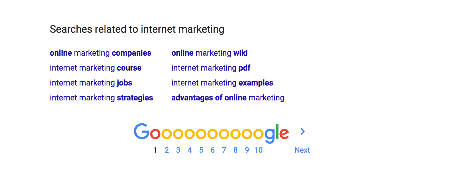 Google searches related to feature