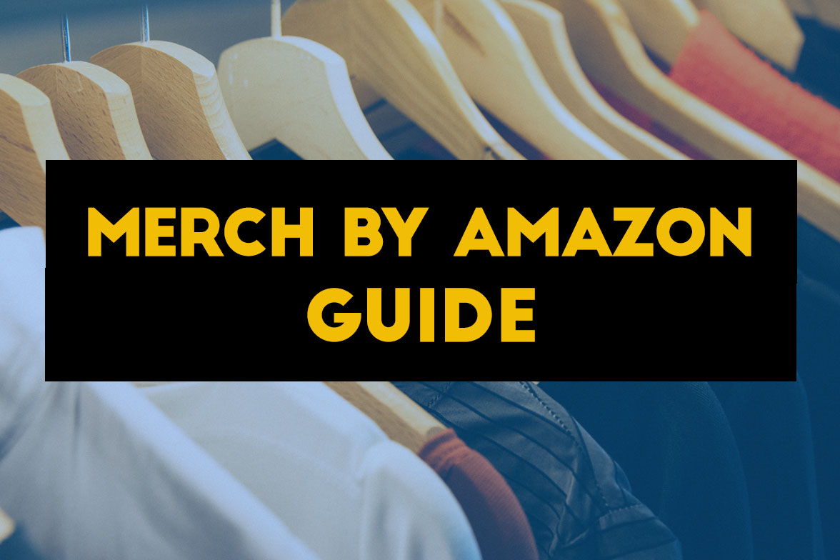 Merch by Amazon Tutorial for Beginners